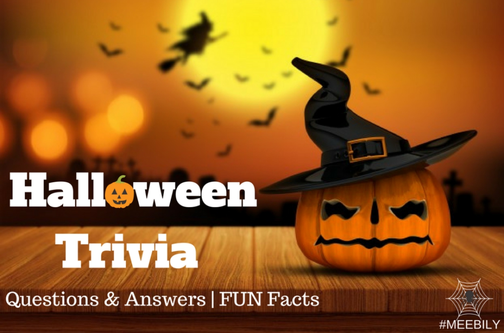 90+ Halloween Trivia Questions & Answers [2018] - Meebily