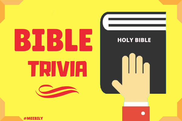 HOLY Bible Trivia Questions & Answers Quiz Game
