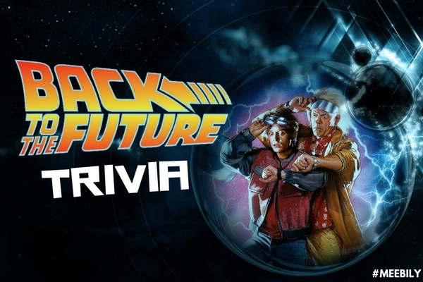 Back to the Future Trivia Questions & Answers