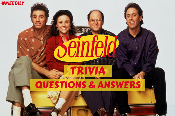 Seinfeld Trivia Questions and Answers