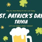 St. Patrick's Day Trivia Questions & Answers