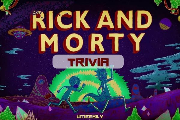 rick and morty trivia question and answers meebily