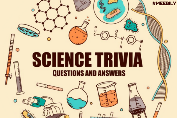 science trivia question and answers