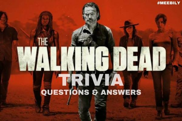 walking dead trivia questions and answers