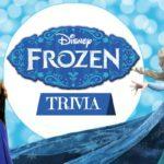 Disney Frozen Trivia Questions & Answers