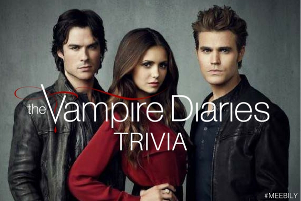 Vampire Diaries Characters Trivia Questions & Answers