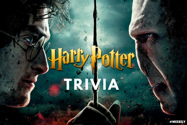 Harry Potter Trivia Questions & Answers Quiz