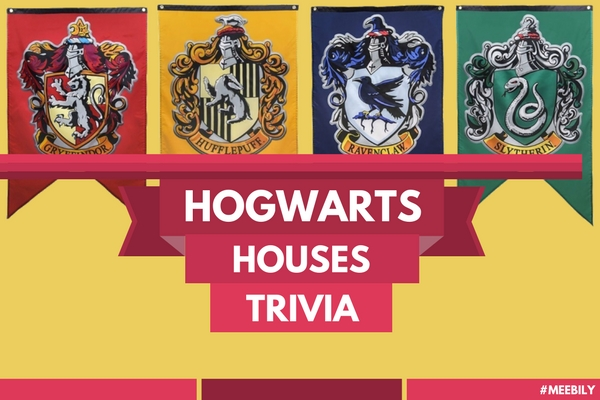 Hogwarts Houses Trivia Questions & Answers