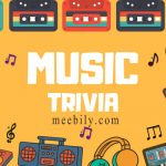 Music Trivia Questions Answers Quiz Game