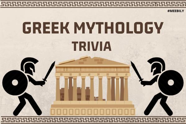 Greek Mythology Trivia Questions & Answers Quiz Game