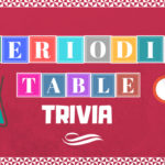 Periodic Table Trivia questions & answers quiz game