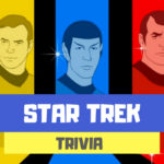 Star Trek Questions & answers quiz game