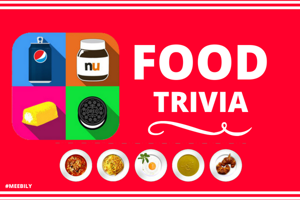 Food Trivia Questions & Answers Quiz Game