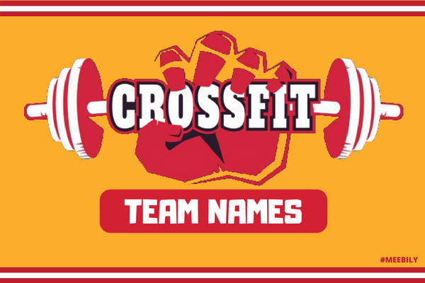 Funny Crossfit Team Names