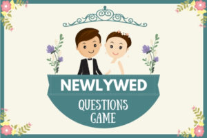 entertaining fun newlywed questions game