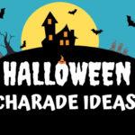 Halloween Charade Word Ideas