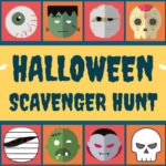 Halloween Scavenger Hunt Ideas