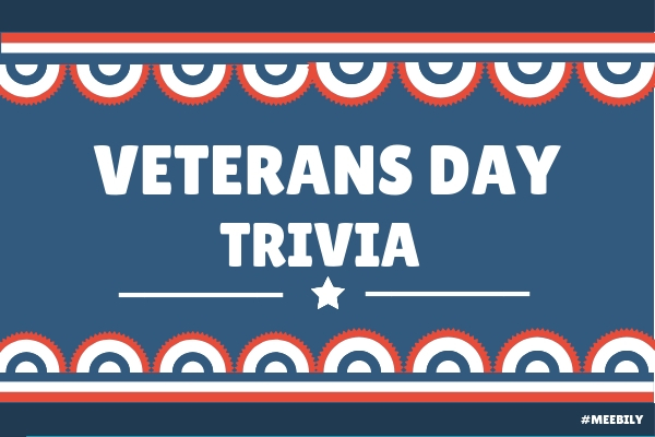 Veterans Day Trivia Questions & Answers Quiz Game