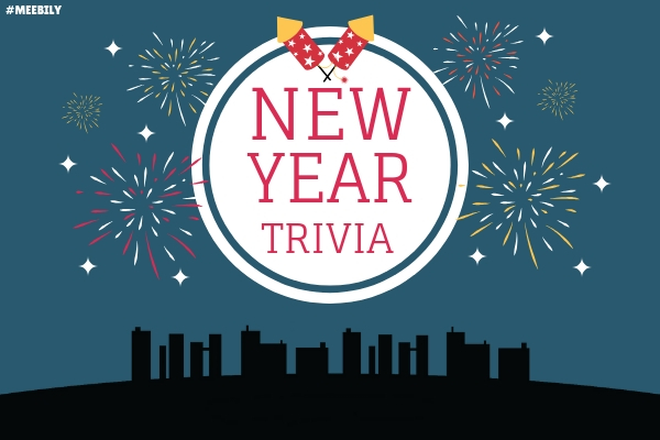 New Year Trivia Questions & Answers Quiz Game