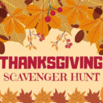 Thanksgiving Scavenger Clue Hunt Ideas