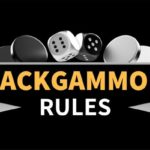 BACKGAMMON Rules & How to Play Backgammon Board Game