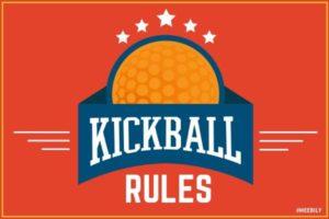 Kickball Rules How to Play Kickball Game