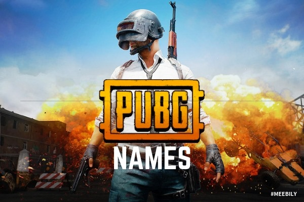 Pubg Player & Clan Name Ideas