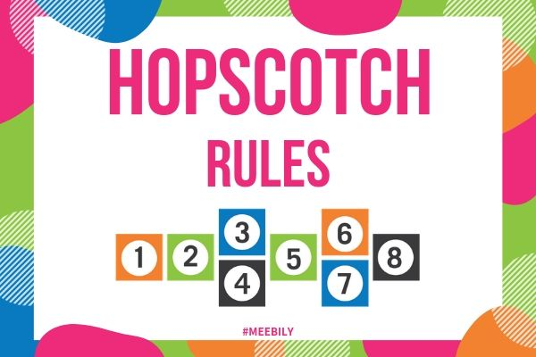 Hopscotch Rules