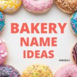 Bakery Name Ideas