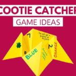 Cootie Catcher Fortune Teller Game Ideas